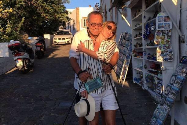Юлии Высоцкой приходится терпеть сложный характер мужа Андрея Кончаловского
