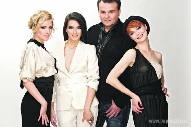Дмитрий Костюк показал новую группу