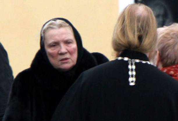 Мама Галкина скончалась от рака