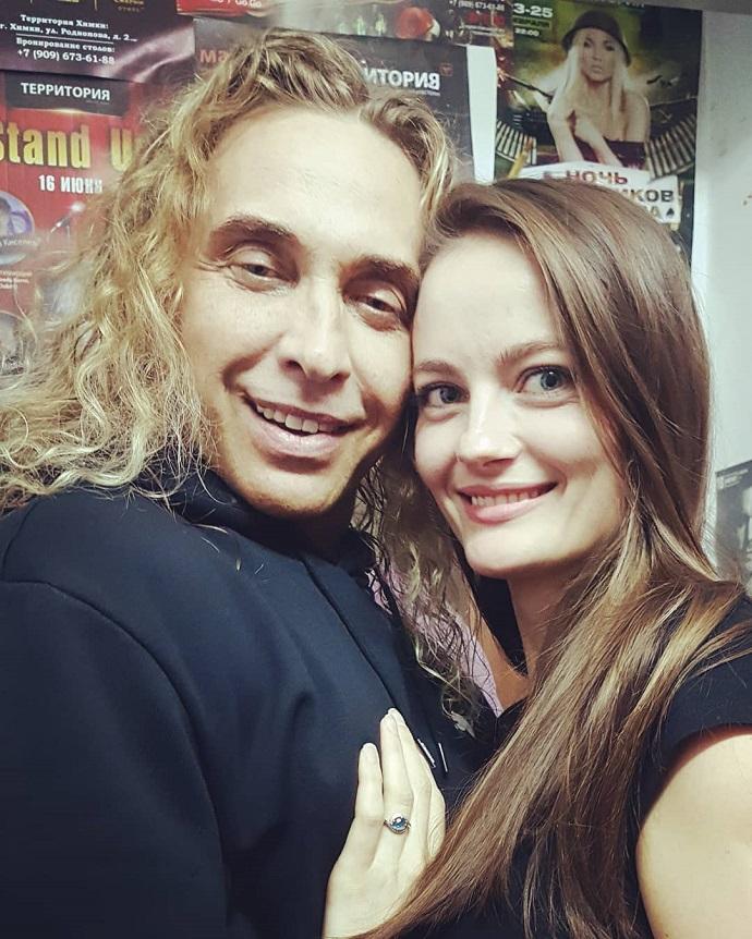 Анастасия Шульженко и Сергей Глушко