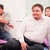 Владимир Пресняков получил солнечный ожег