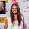 Яна Кошкина надела на вечеринку в Барвихе чрезмерно короткое платье