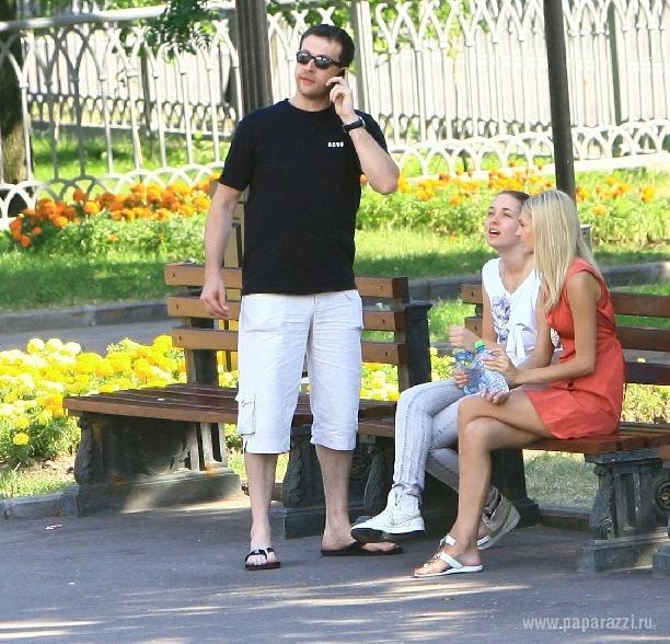 кирилл сафонов и его дочь: