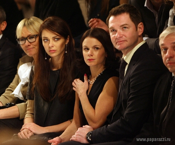 Олег Меньшиков вывел в свет жену, а Алесандр Жулин - любовницу