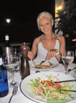 Фото жены футболиста оксана тарасова