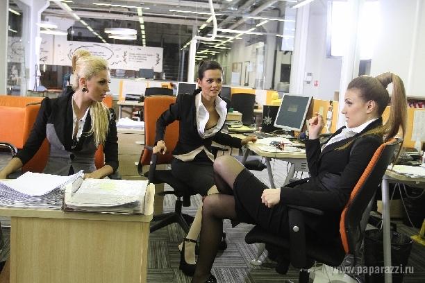 Фото женщины в офисе 52192 фотография