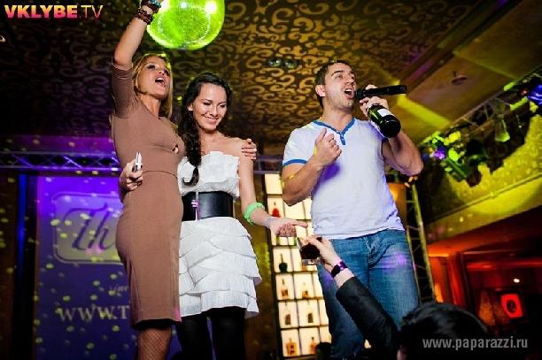 Ксения Бородина устроила грязные танцы Бородина с Терехиным