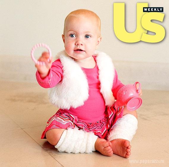 Тори Спеллинг снялась в бикини после рождения четвертого ребенка