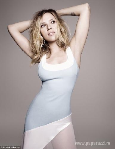 В интернет попали обнаженные снимки актрисы Скарлетт Йоханссон