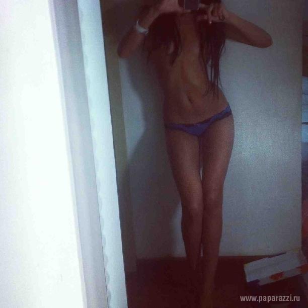 Фото полуголой девушки без лица, нимфоманка ебется через дырку
