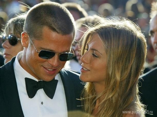 Анджелина Джоли и Бред Питт сорвали свадьбу Дженнифер Энистон