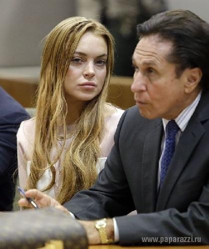 Линдси Лохан сядет в тюрьму