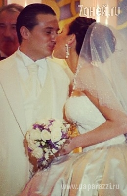 Выложила в сеть фото со своей свадьбы