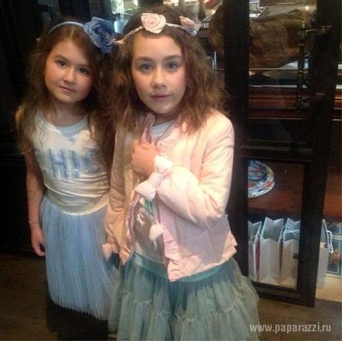 Денис Клявер впервые выложил фото своей дочери от Евы Польны