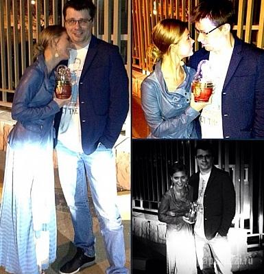 Кристина Асмус показала романтичные фото с Гариком Харламовым