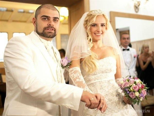 Ольга Гажиенко родила сына