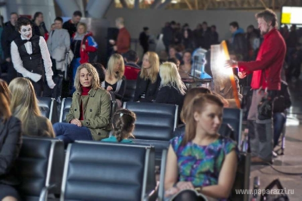 Дмитрий Бикбаев парализовал работу аэропорта