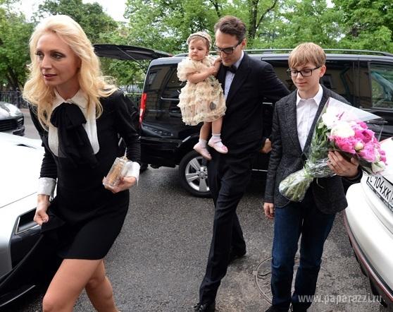 Дочка Кристины Орбакайте дебютировала на Первом канале