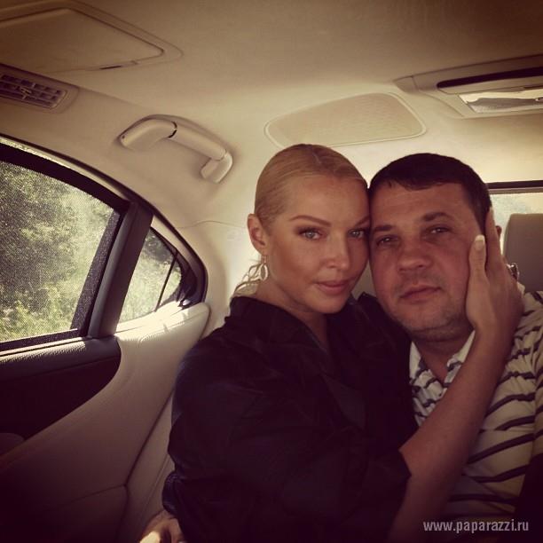Анастасия Волочкова вспомнила бывшего мужчину