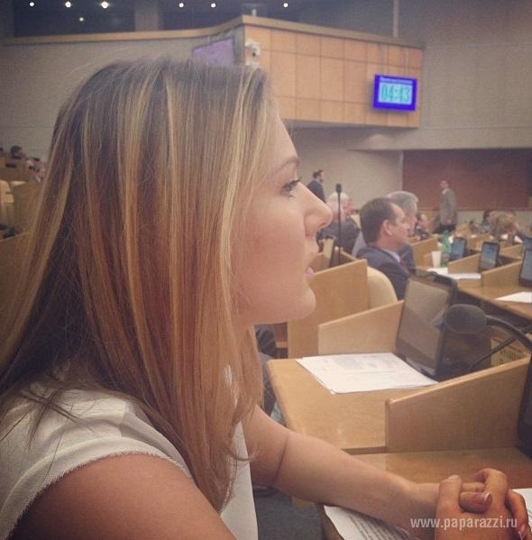 Депутат Мария Кожевникова задумалась о детях