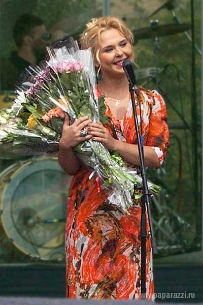 Ради Севары Пелагея запела на узбекском языке