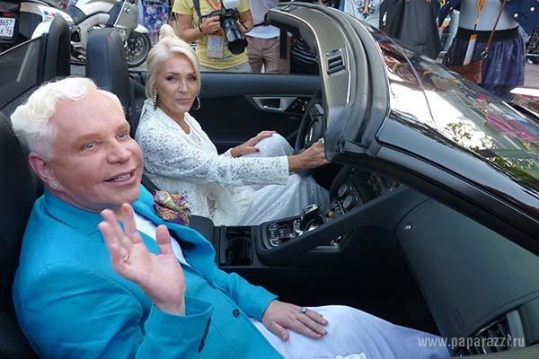 Николай Караченцов стал почетным гостем «Новой волны»
