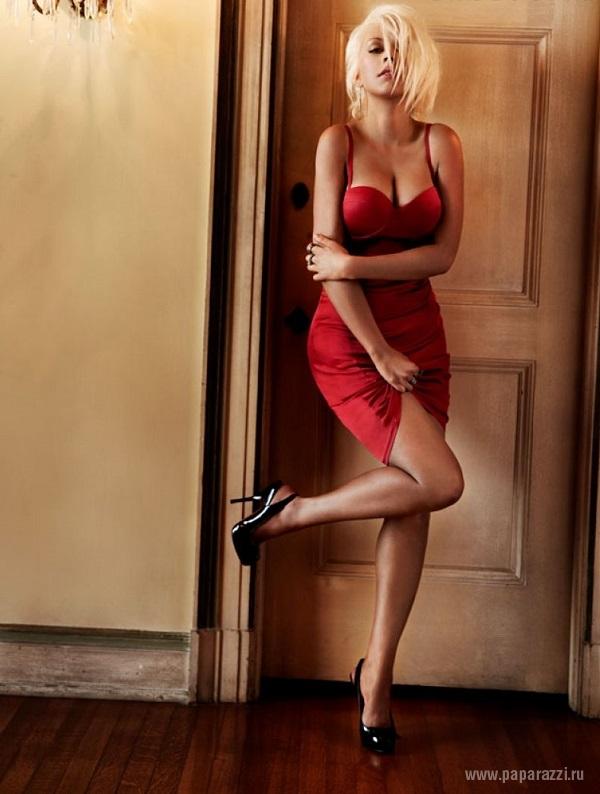 Кристина Агилера невероятно похудела!
