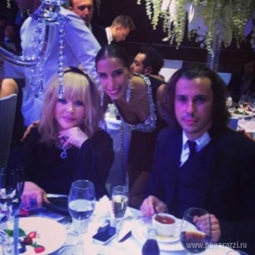 Самая знаменитая пара россии посетила
