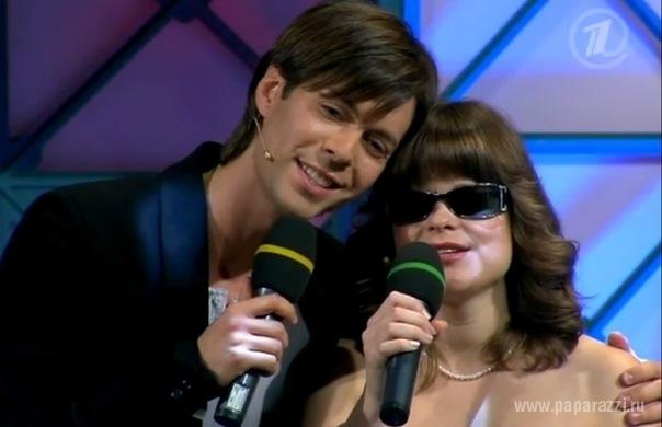 Слепая певица Патриция Курганова заставила прослезиться ...: http://www.paparazzi.ru/blogs/Lilith/321782/