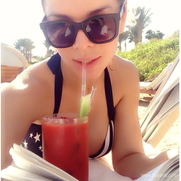 Анна Седокова выкладывает воспоминания о прошедшем отдыхе
