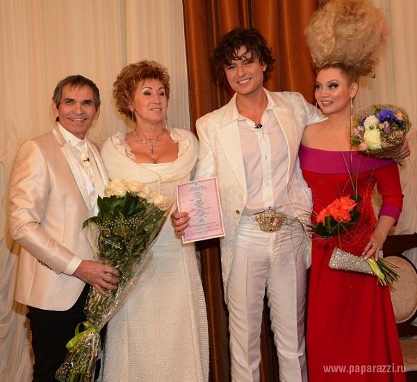 И все таки Прохор Шаляпин женился на 57-летней миллионерше