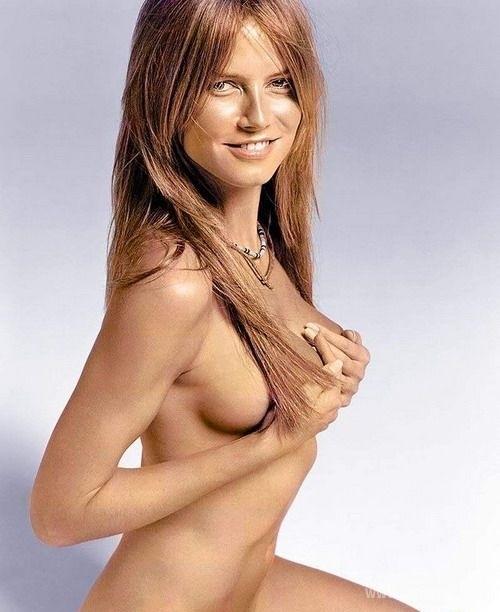 Heidi klum nakedpussy pics #15
