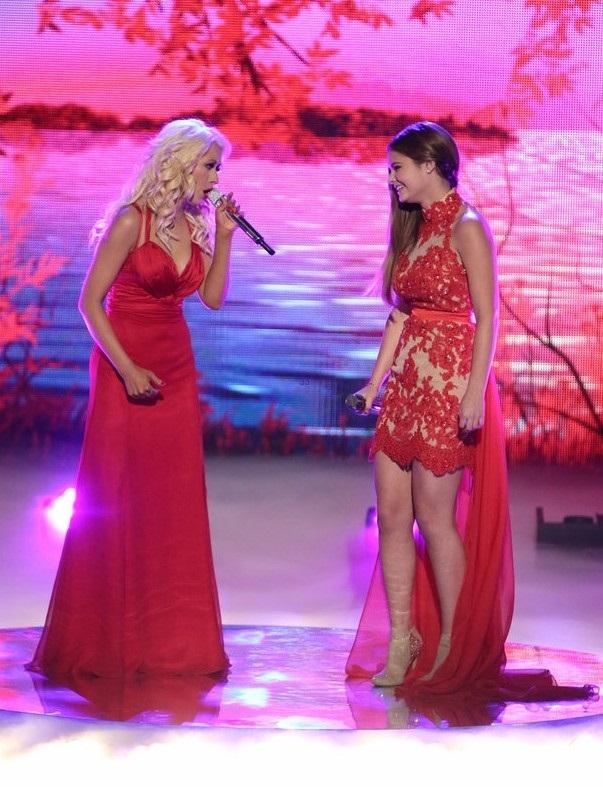 Протеже Кристины Агилеры продолжает покорять слушателей хорошей музыки