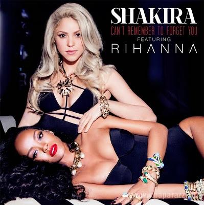 Рианна и Шакира, наконец, занялись делом