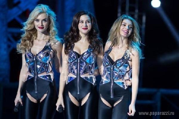 Группа ВИАГРА похвалилась новыми костюмами
