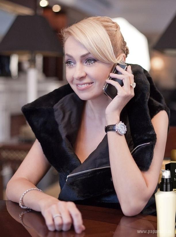 """Яна Рудковская предложила отвезти на Евровидение участника проекта """"Голос"""""""
