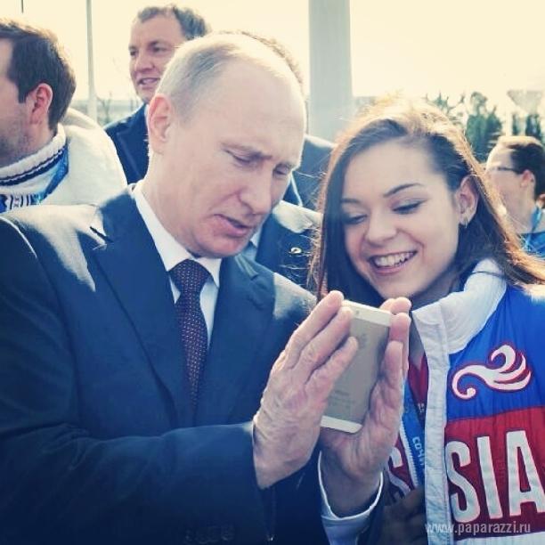 Олимпийская чемпионка Аделина Сотникова готовится выйти замуж