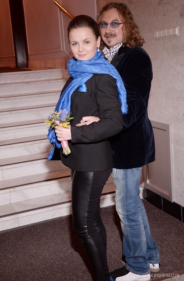 Юлия проскурякова родила дочь