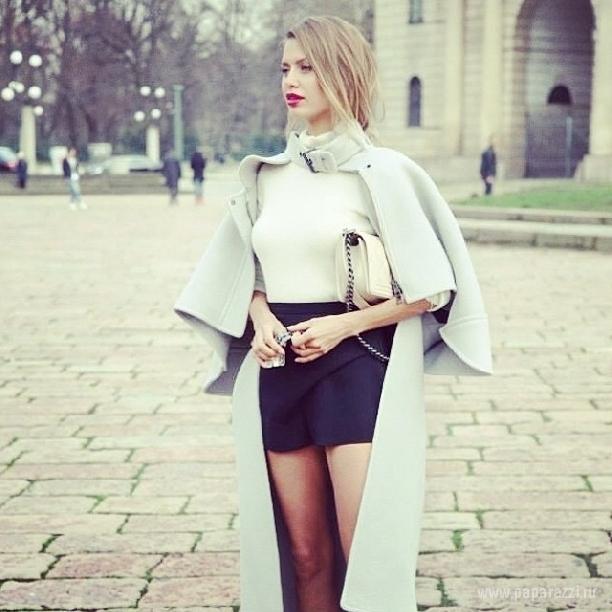 Моднице Виктории Боне надоели платья
