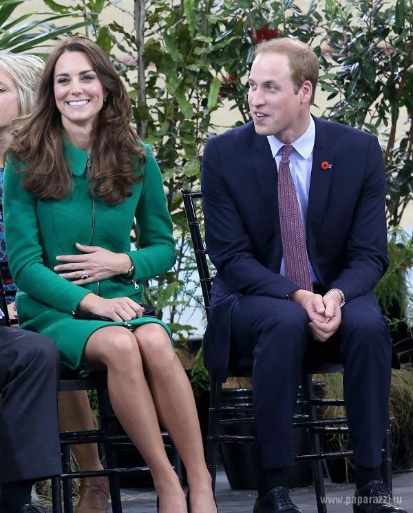В честь дня рождения малыша Джорджа, у принца Уильяма прибавилось волос