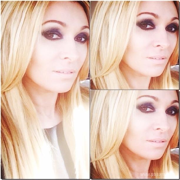 Анжелика Агурбаш отрезала волосы