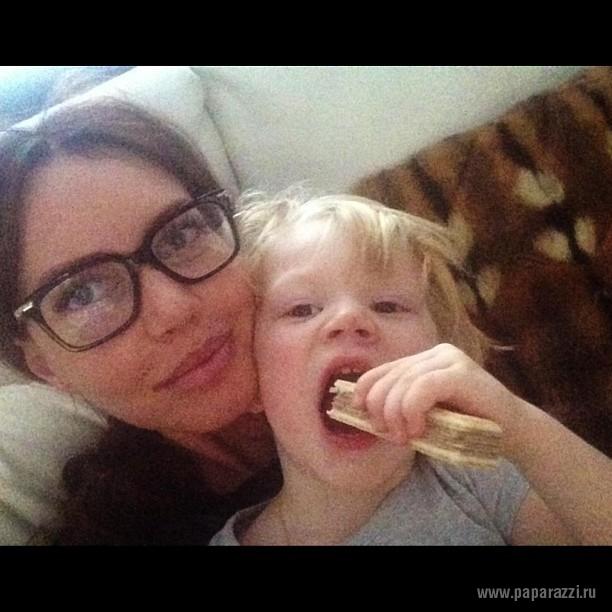Маша Малиновская выложила фотографию подросшего сына