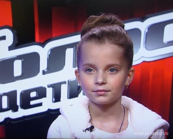 "Победительница детского ""Голоса"" Алиса Кожикина поедет на Евровидение"