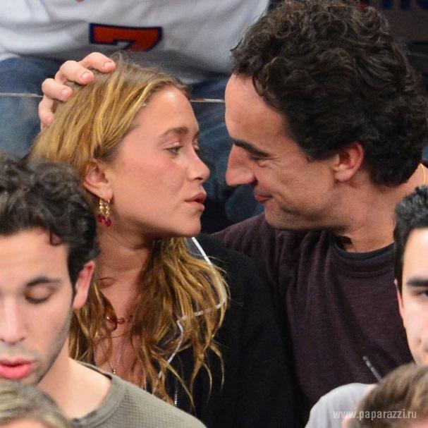 Мэри-Кейт Олсен и Оливье Саркози тайно поженились