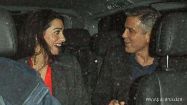 Джордж Клуни может стать президентом США