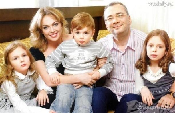 Бывшая жена Константина Меладзе вышла замуж во второй раз