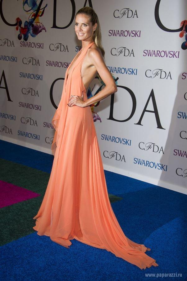 Алиша Киз попыталась выбрать пикатное платье, но прогадала