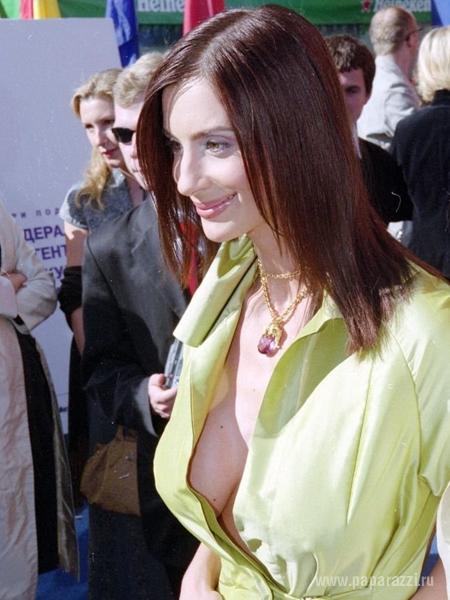 Екатерина Стриженова удивила выбором наряда