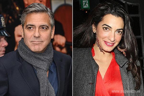 Невеста Джорджа Клуни не стала сотрудничать с ООН