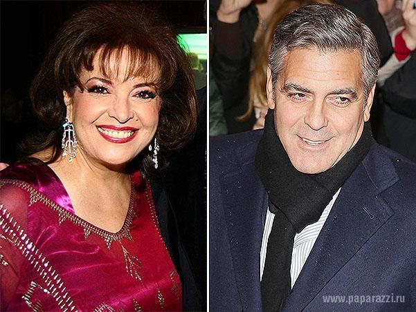 Джордж Клуни оказался неприступным мужчиной